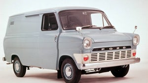 Five Things: reasons why the original Ford Transit is a legend
