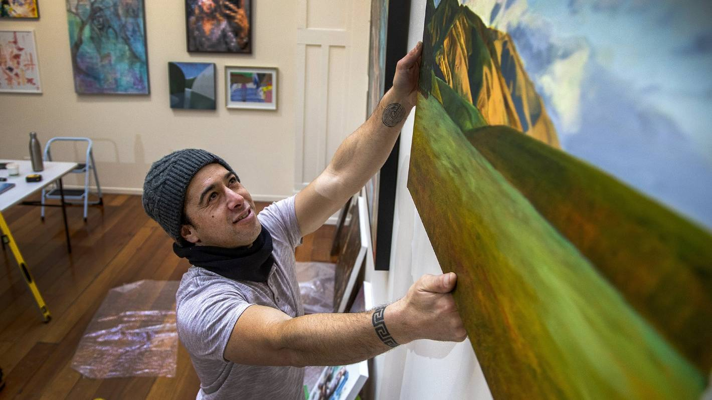 Art competition showcases Palmerston North's best