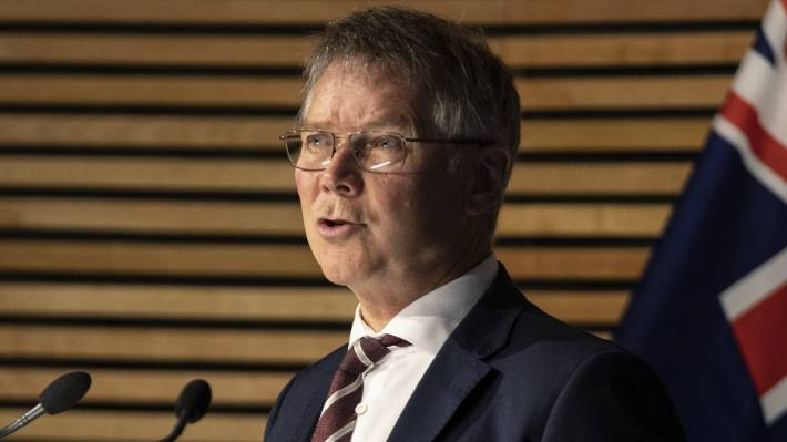 The group was appointed by Environment Minister David Parker.