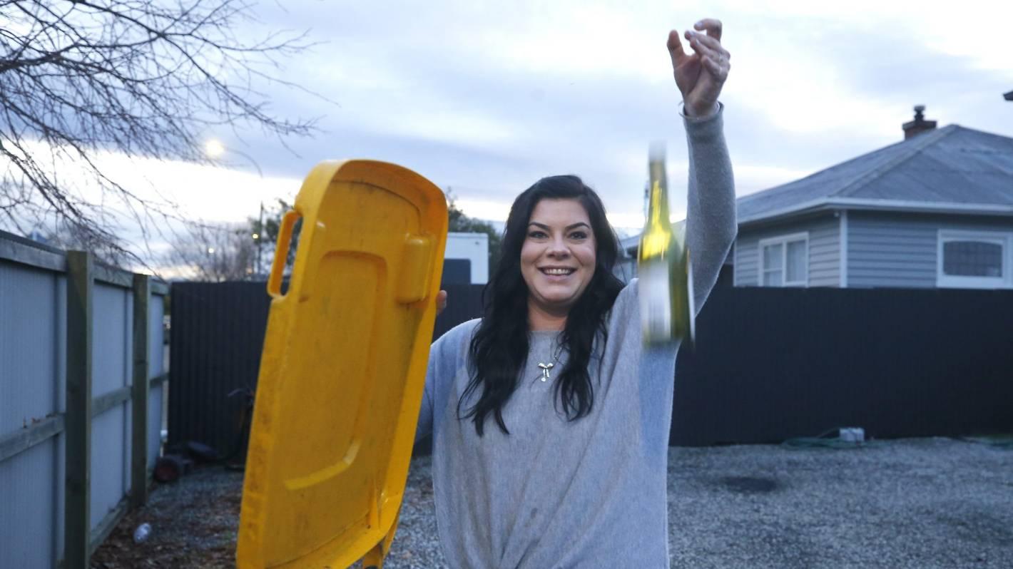 Timaru banker backs herself to complete Dry July challenge