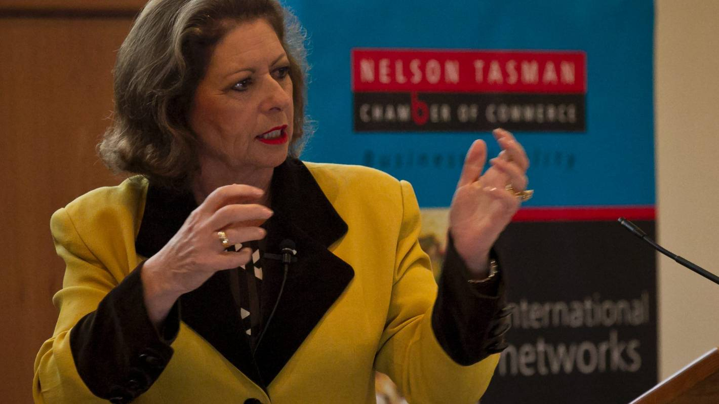 Michelle Boag offers to resign from Simplicity KiwiSaver board