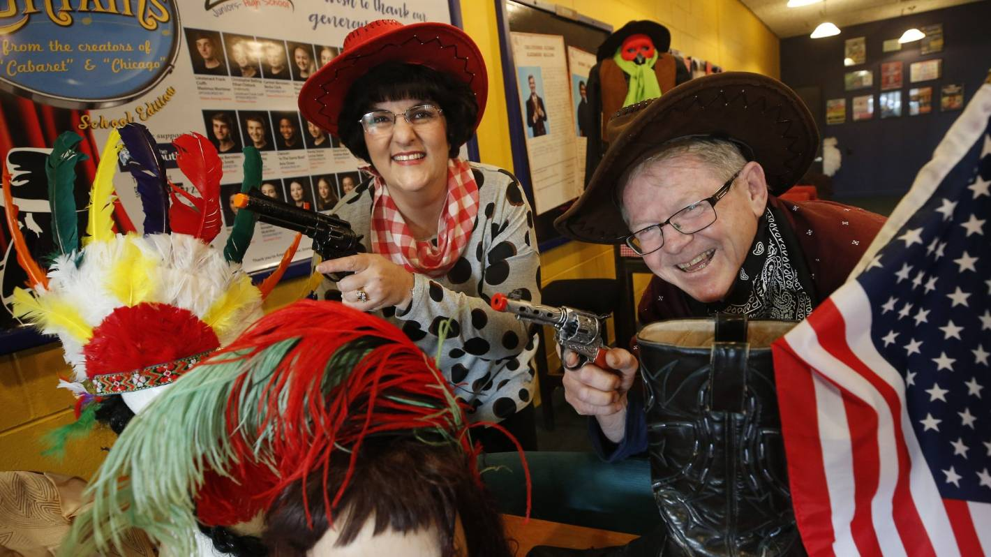 Delayed South Canterbury musical opens to sold out season