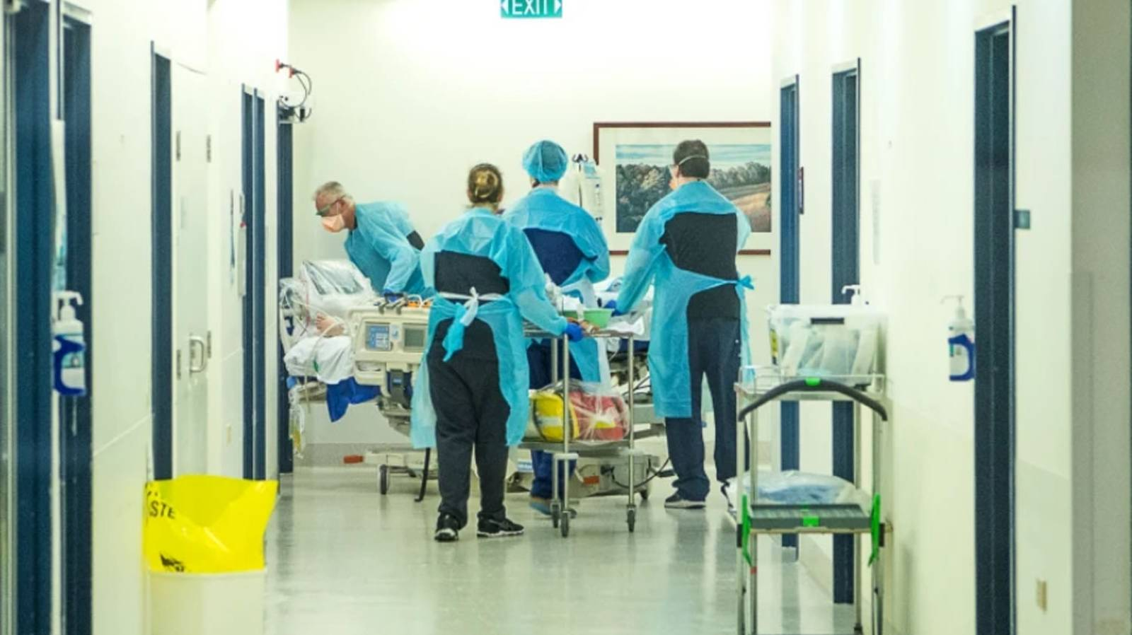 Victoria: Virus clusters spreading through aged care homes, hospitals