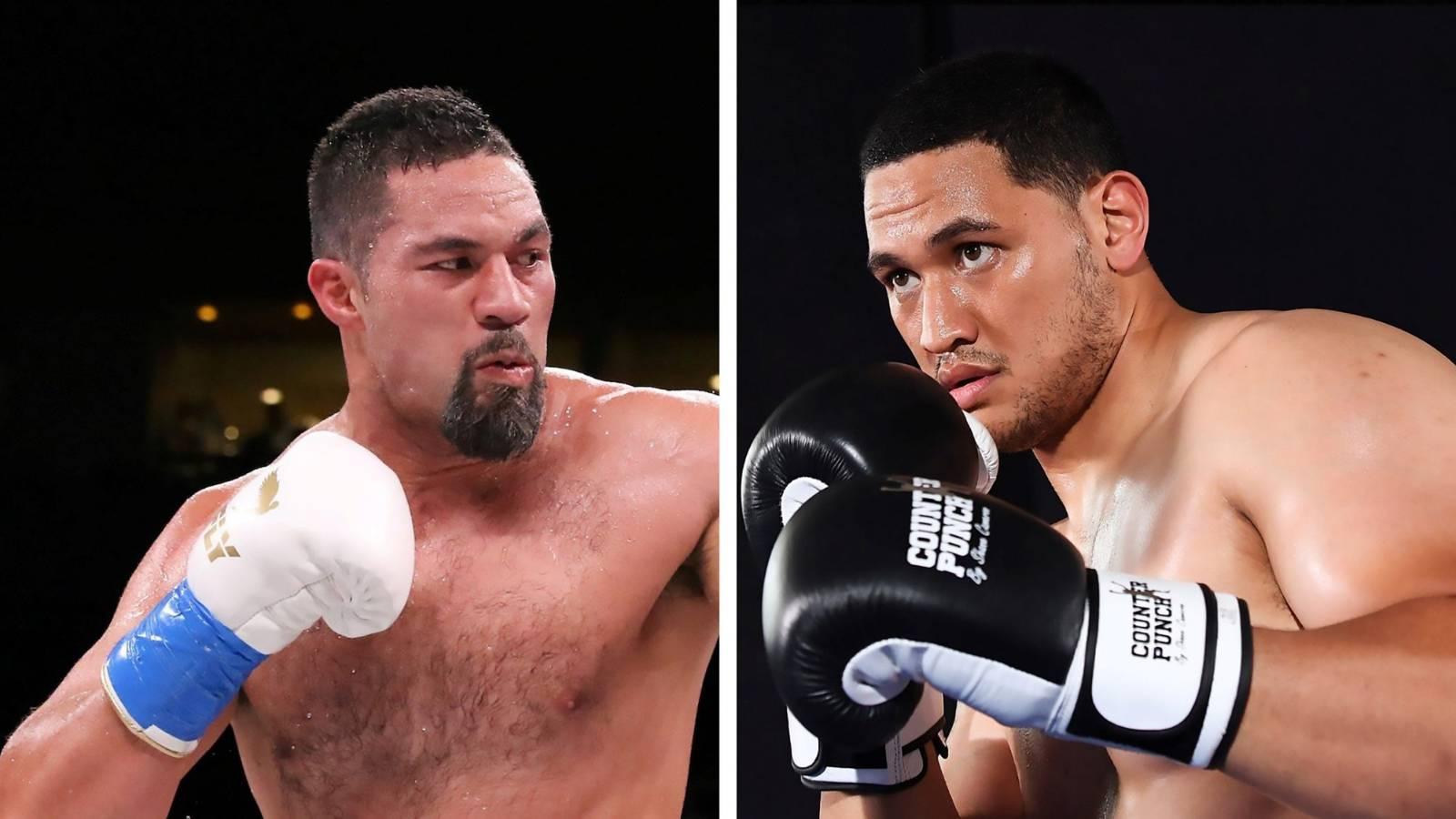 Fa snubs $500K to fight Parker