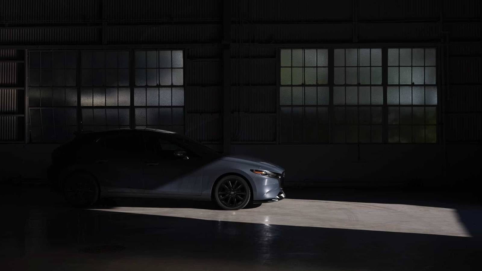 Mazda has given the 3 a turbo