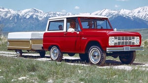 Can Ford's Bronco take on Jeep's Wrangler?