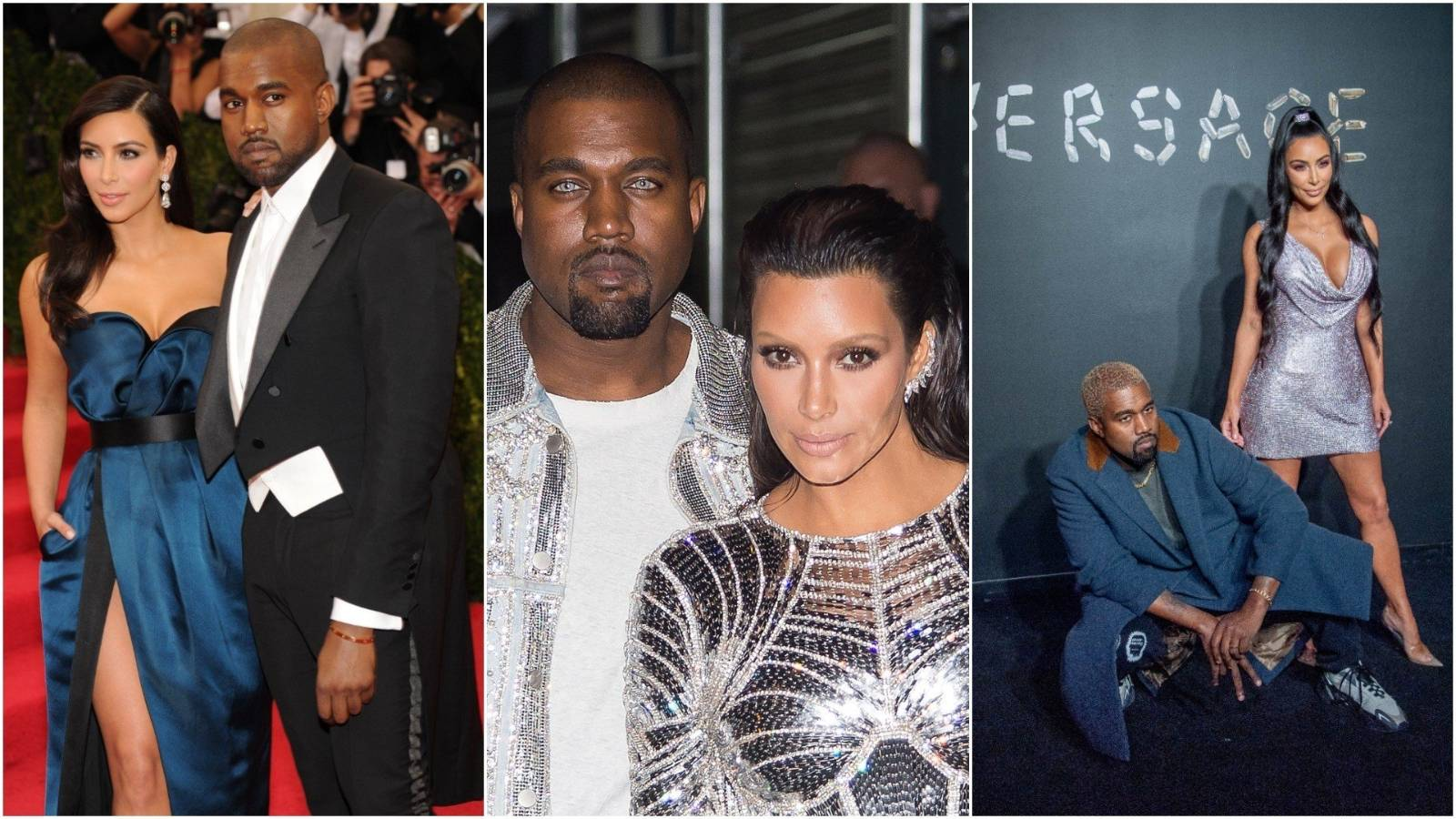 Best & worst dressed celebrities: Kim and Kanye