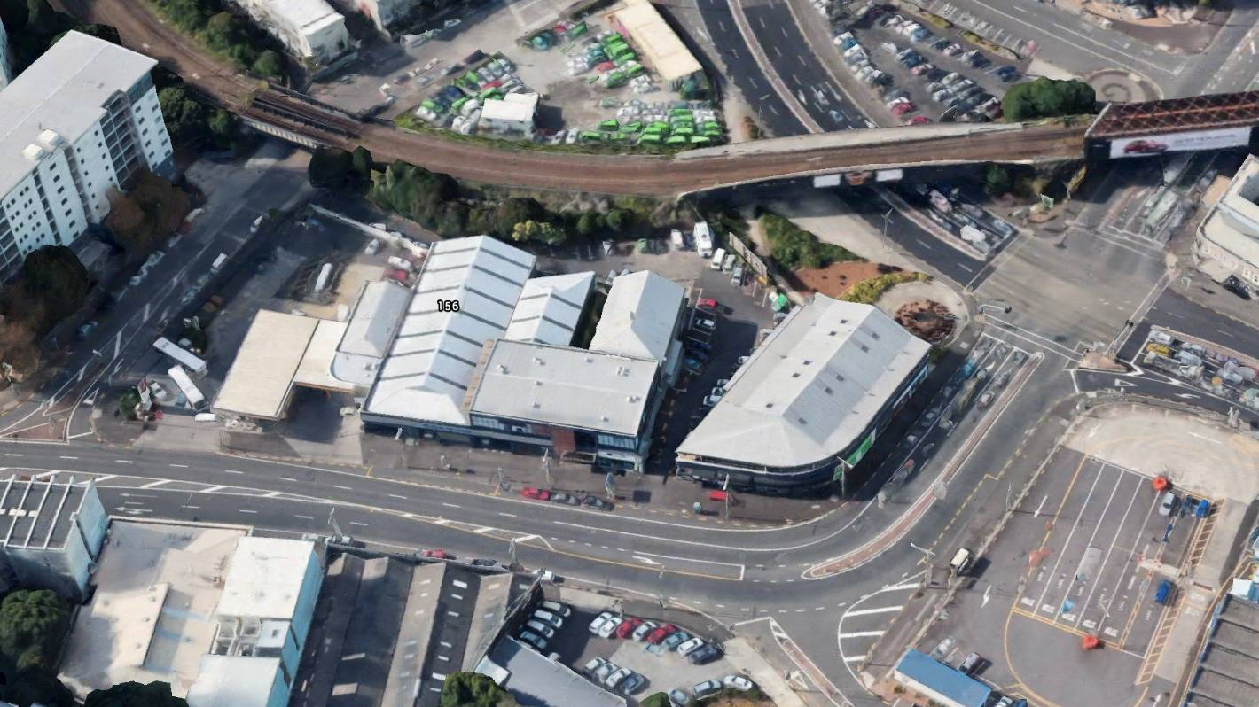 Building demolition could cause traffic jams at major Auckland intersection