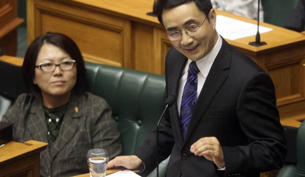 Jian Yang, the National MP who admitted to training Chinese spies, retiring