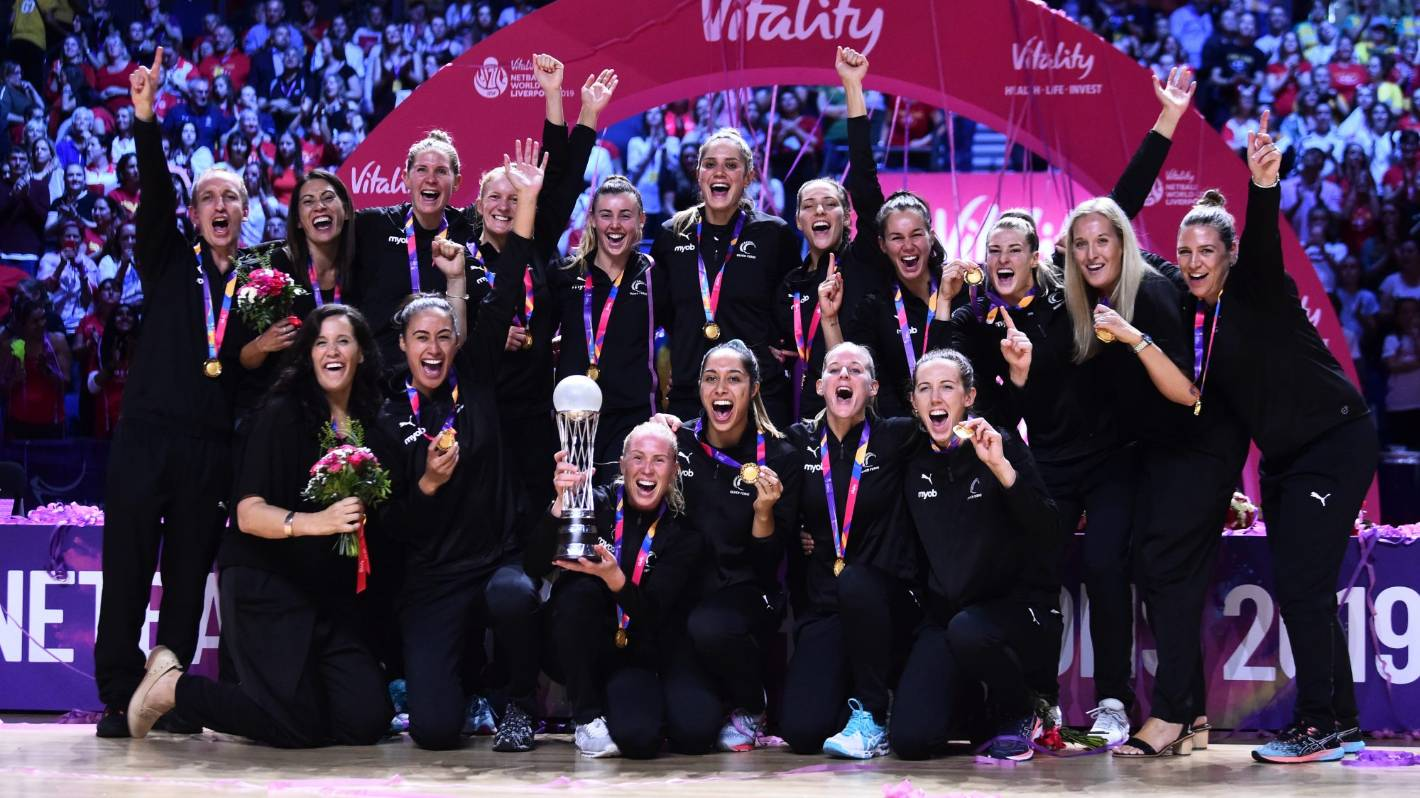 One year on: How the Silver Ferns stunned the netball world in Liverpool