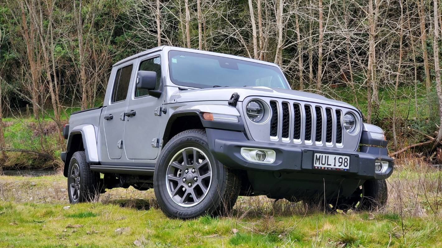 Road test review: Jeep Gladiator Overland