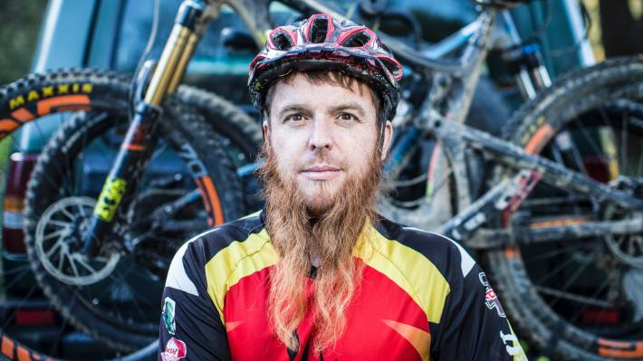 Alistair Matthew owns Gravity. The mountainbiking business is offering deals in the Your Backyard Passport a fundraiser for the Nelson Marlborough Rescue Helicopter.