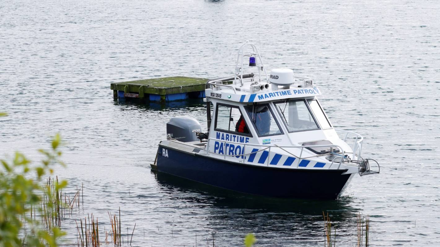 Photo of Man and woman from Auckland named as victims in Lake Rotoma crash | Stuff.co.nz