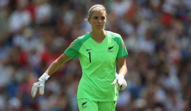Football Ferns goalkeeper Erin Nayler signs for English Super League club