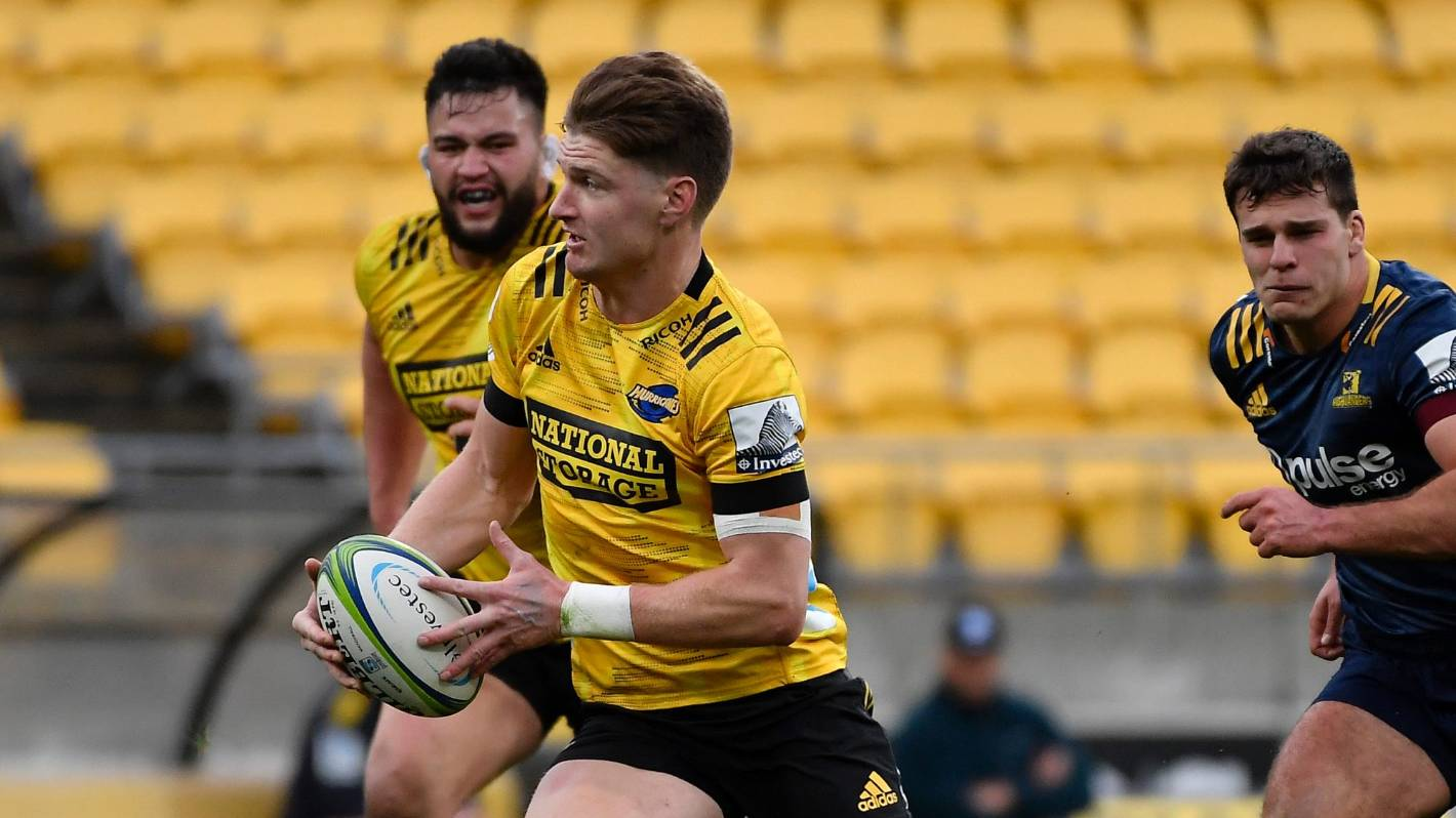 Super Rugby Aotearoa: Jordie Barrett takes charge of own destiny but what next? - Stuff.co.nz
