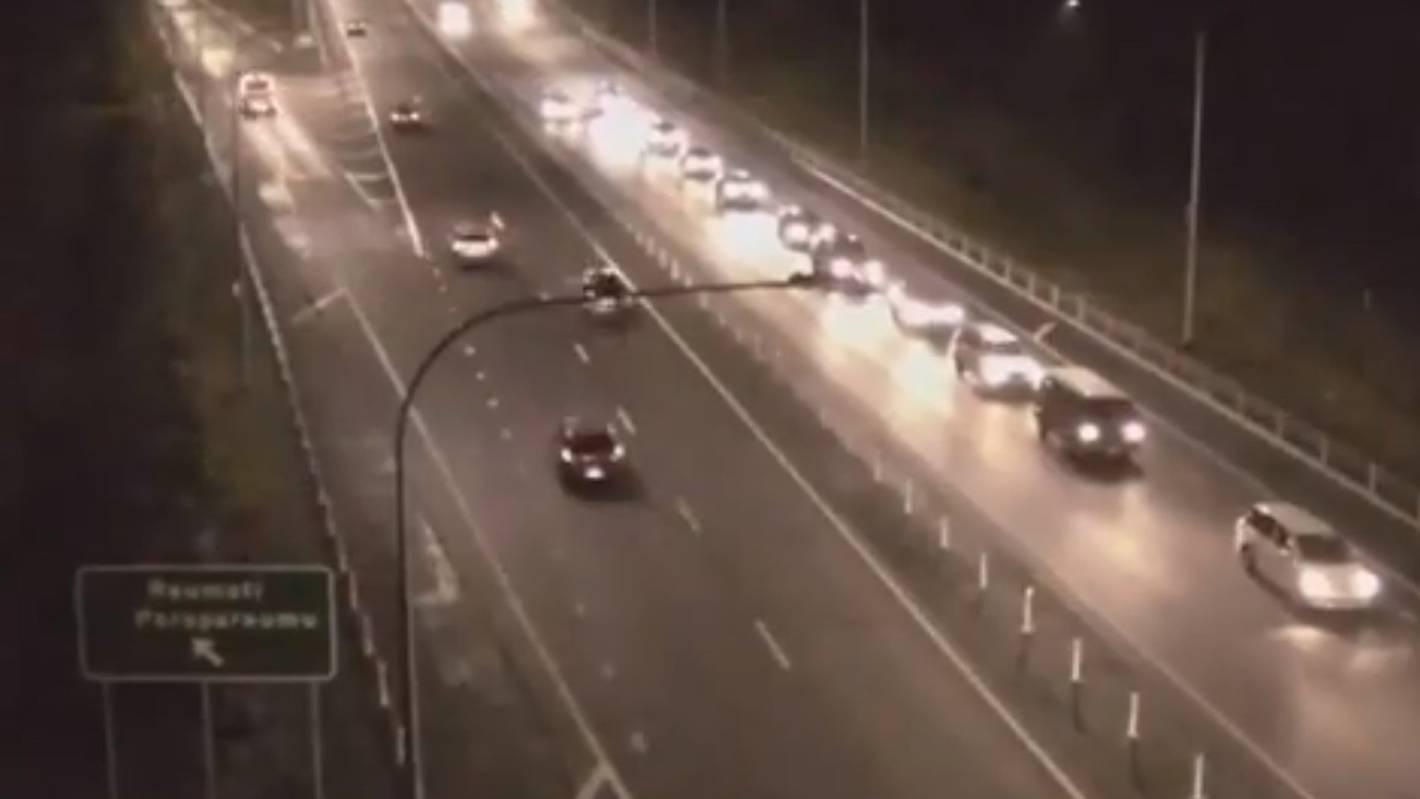 Kāpiti Coast crashes cause congestion