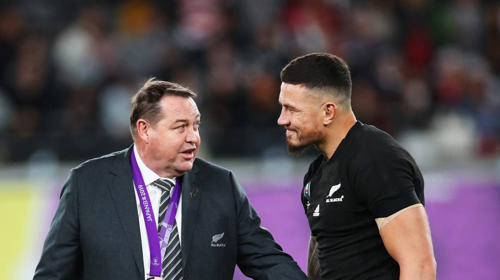 A World Cup without the All Blacks? Steve Hansen says NZ Rugby holds the cards