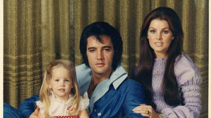 Presley son priscilla Priscilla Presley