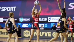 Tactix and Magic can't be separated in ANZ Premiership match