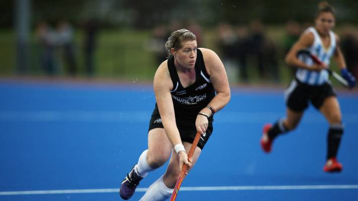Katie Glynn recently parted ways with the Black Sticks from her role as assistant coach.