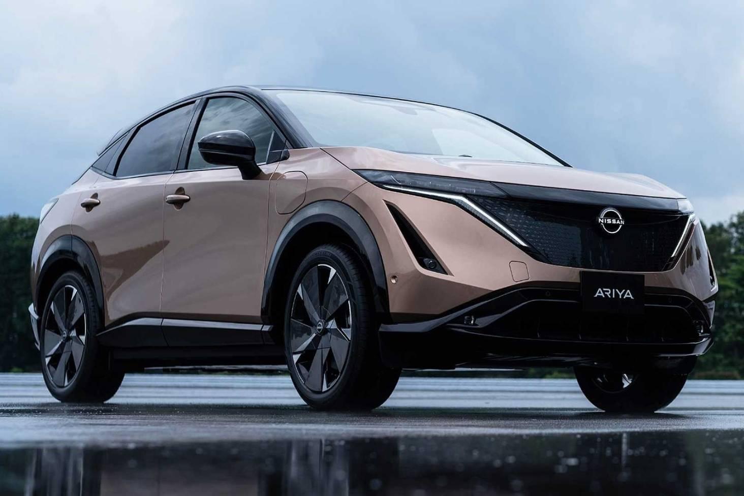 Nissan Reveals Production Ready Ariya Electric Suv Stuff Co Nz