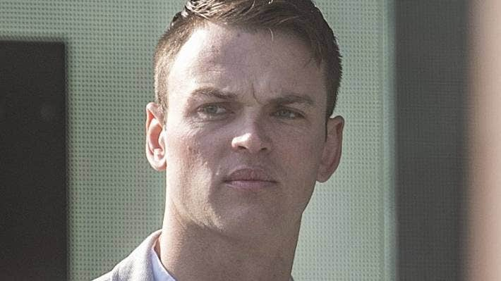 Matt Anderson was banned from racecourses after his criminal convictions.