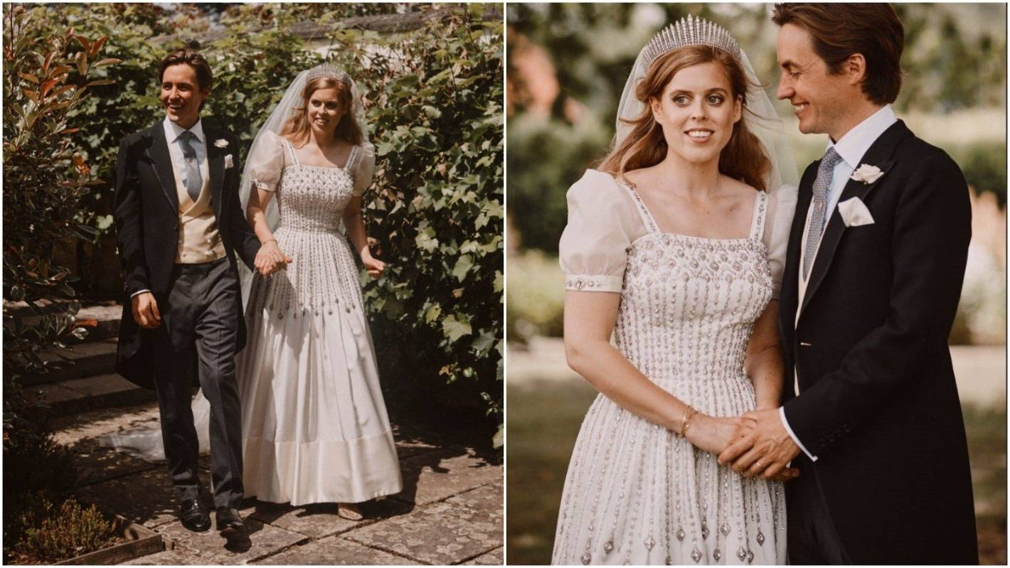 Best And Worst Dressed Royal Wedding Gowns Stuff Co Nz