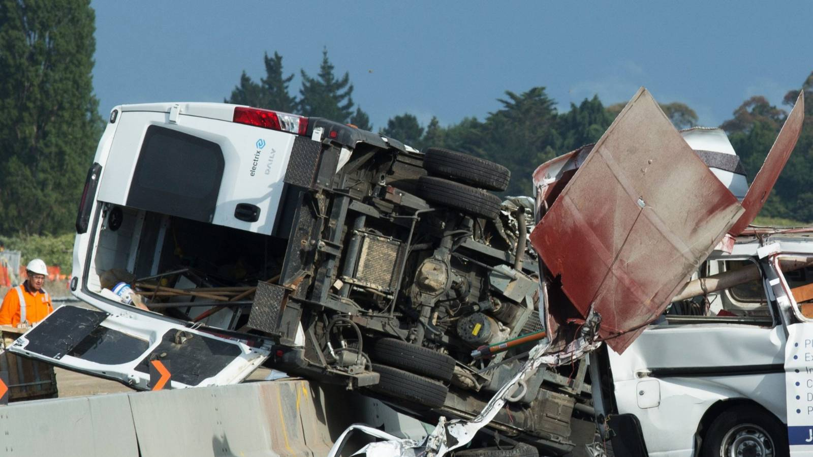 Police warned texting driver days before car crash