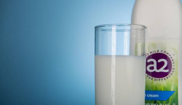 Shares in a2 Milk tumble after first-half profit falls 35% and outlook weakens