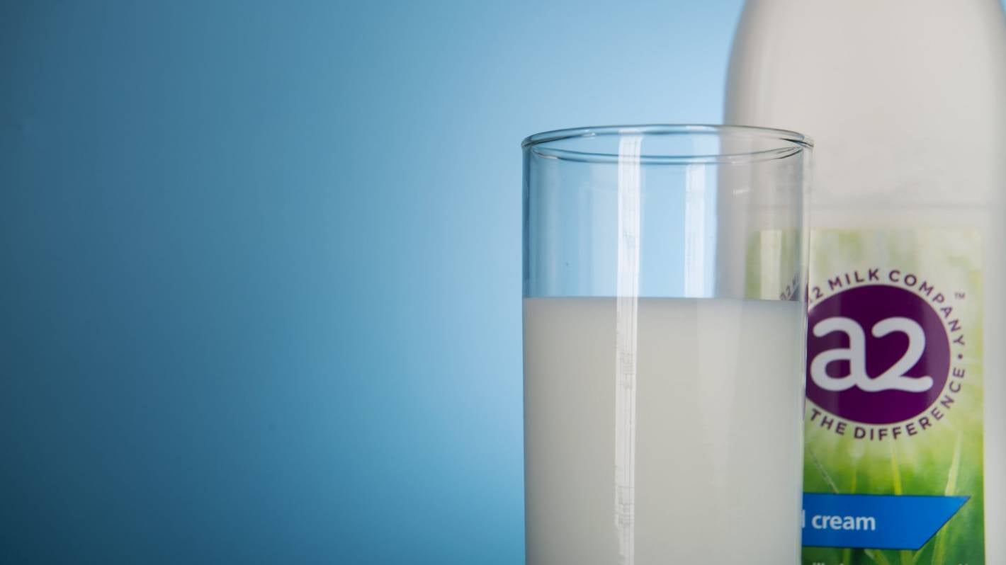 A2 Milk shares surge on optimism its main sales channel to China is open again