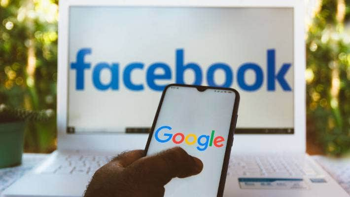 Google and Facebook will have to negotiate a financial arrangement with news companies.