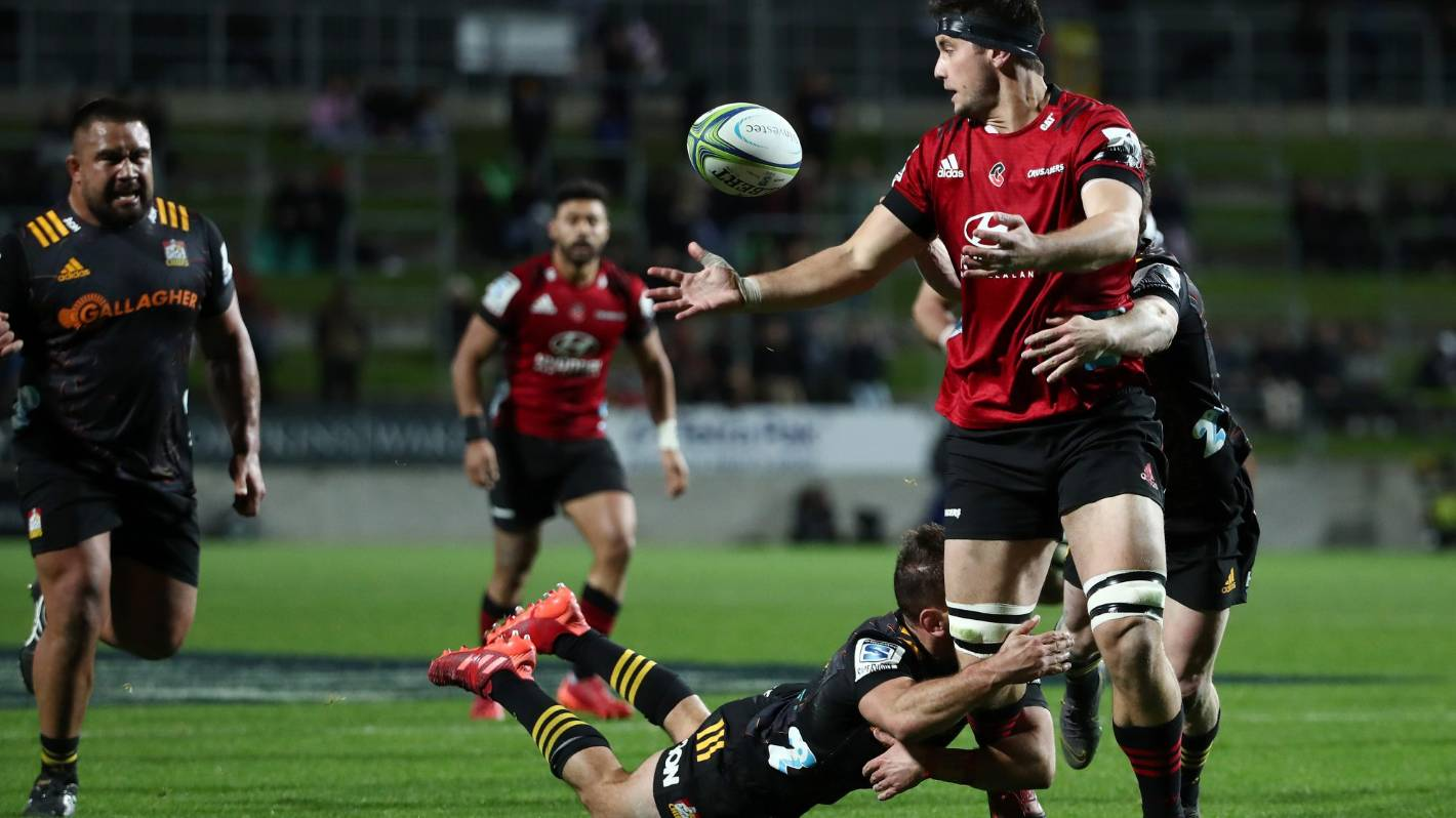Recap: Chiefs v Crusaders – round 8 of Super Rugby Aotearoa ...