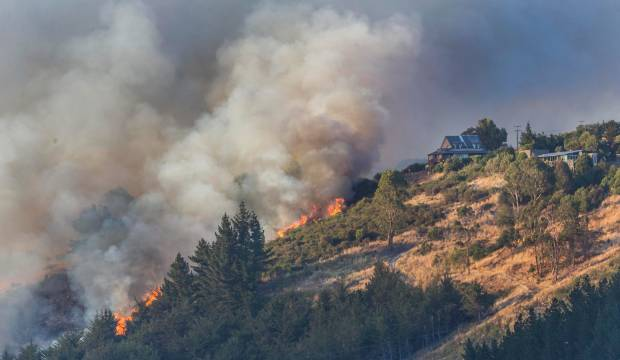 Fire service 'aware' chairlift was running during Port Hills fire - and didn't ask it to be stopped