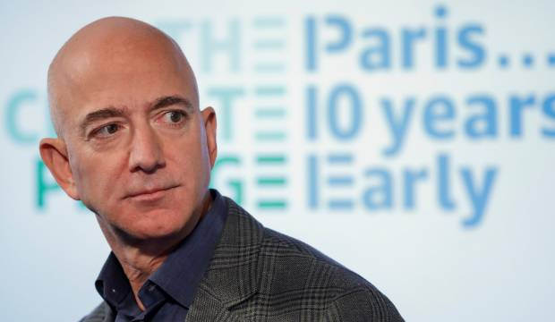 Billionaire bonanza: Amazon boss could give all staff $155k each and still be as rich as pre-Covid