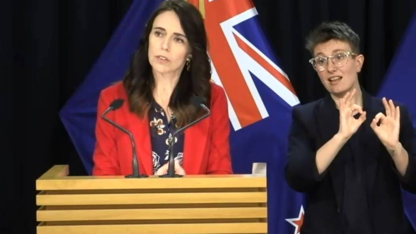 Live: PM Jacinda Ardern says a quarter of people declined Covid-19 test at their GPs