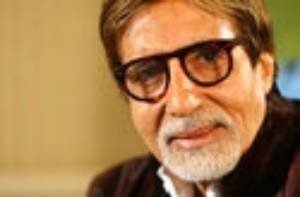 FILE - In this Nov. 10, 2009 file photo, Bollywood superstar Amitabh Bachchan speaks during an interview in London. ...