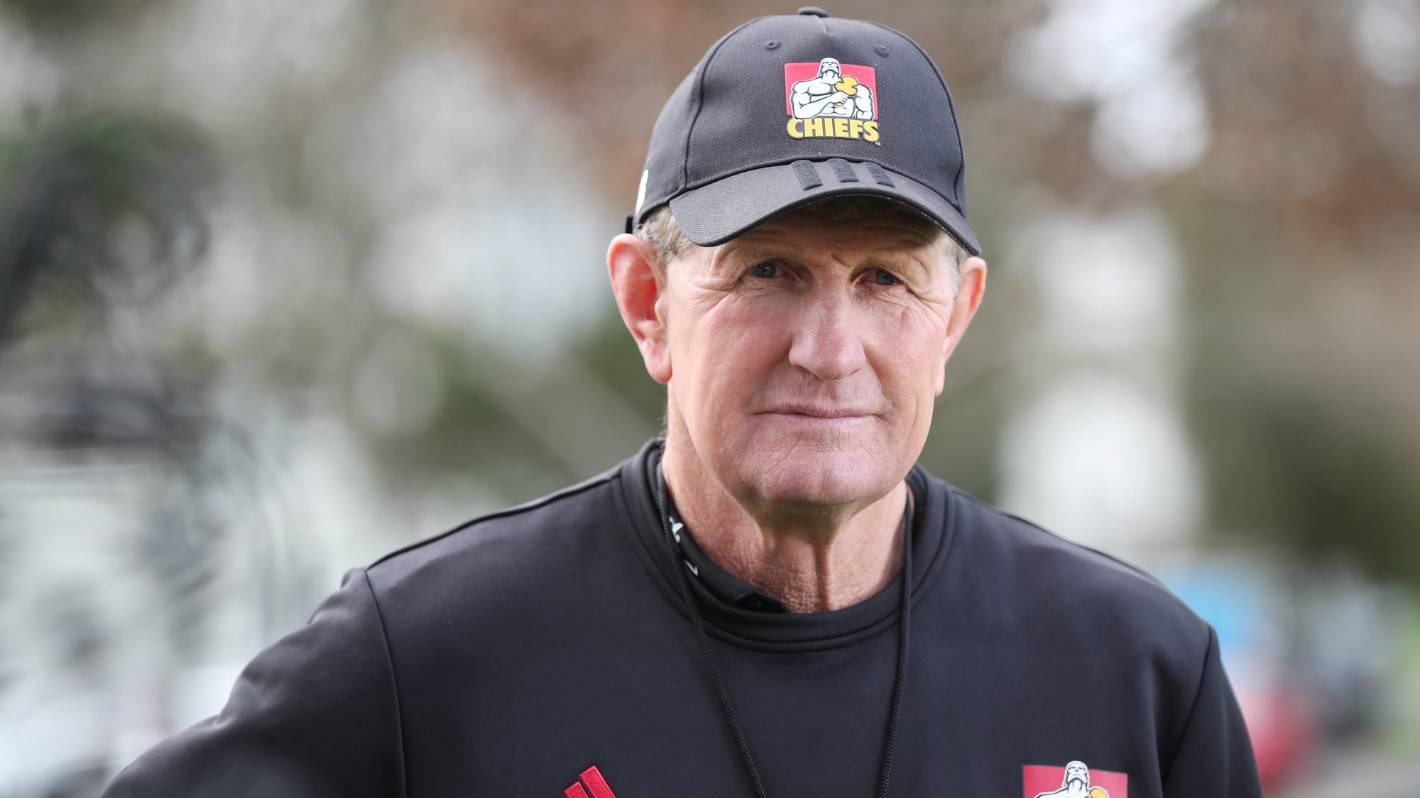 Neil Barnes appointed Yarrows Taranaki Bulls assistant ...