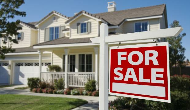 House sellers cashing in with near-record capital gains