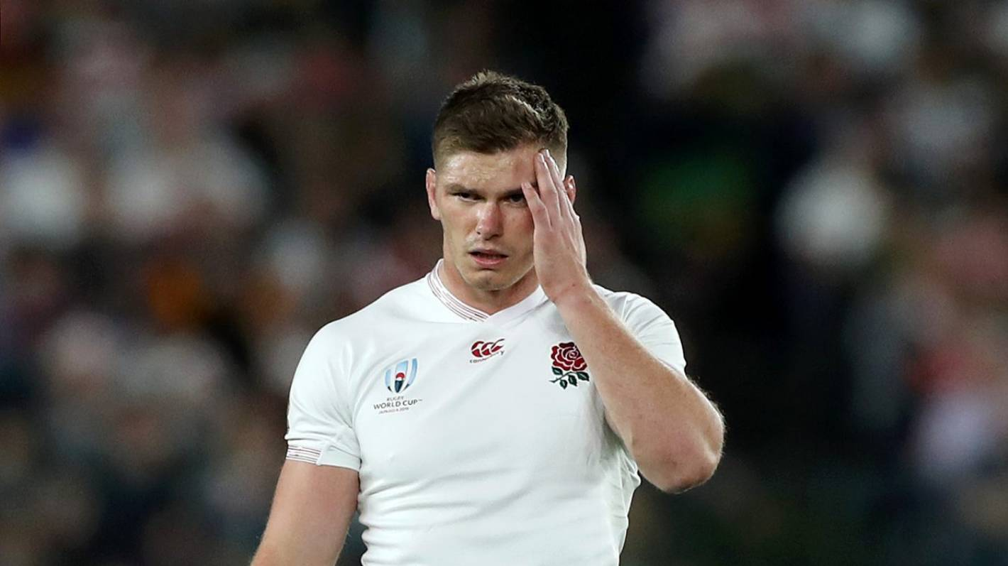 Owen Farrell's Rugby World Cup final coin-toss disaster revealed