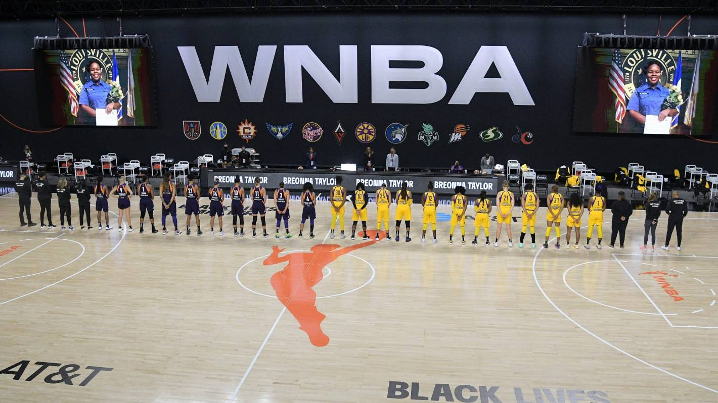 Don't vote for our co-owner, WBNA players urge