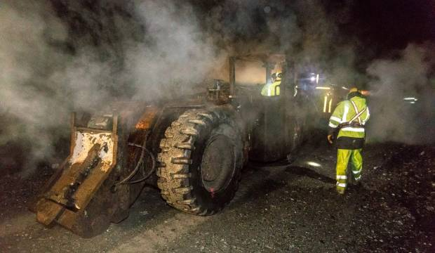 Pike River families get first look at mine blast survivor's recovered loader