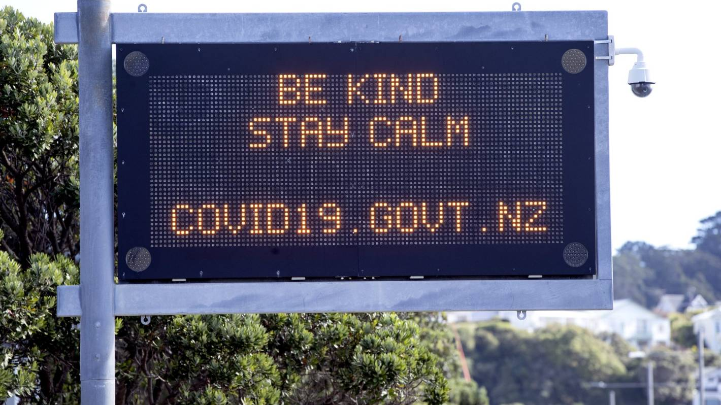 False positive Covid-19 case in Wellington