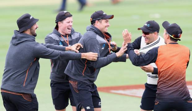Idle Black Caps hit new fitness records and crown a surprise winner of 2km fitness test