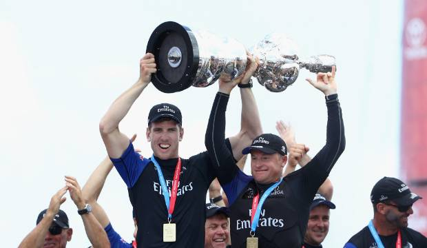 America's Cup: Team New Zealand labelled 'the All Blacks of sailing'