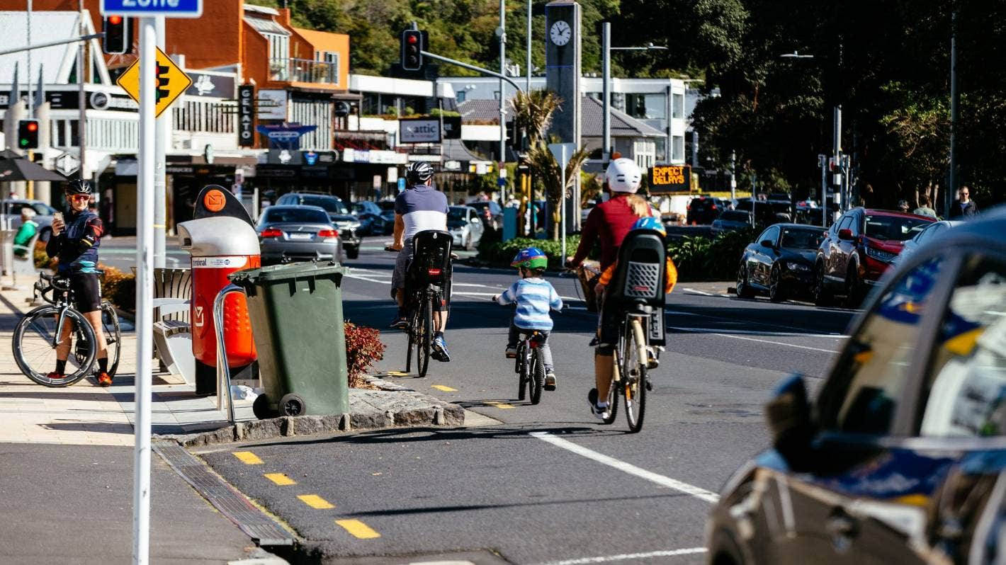 Transforming transport for climate is key to reducing emissions in Auckland