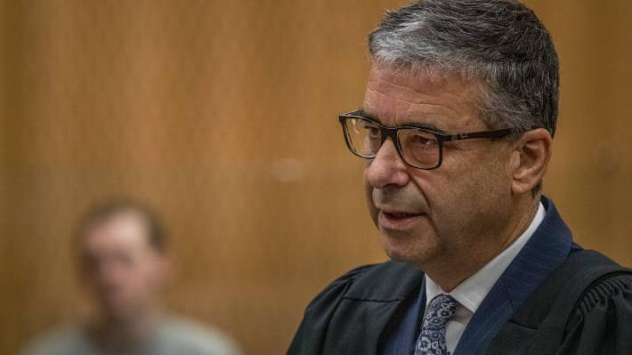 "Crown prosecutor Mark Zarifeh told the court the gunman was undoubtedly ""New Zealand's worst murderer""."