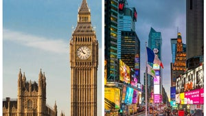 Could a travel bubble between New York and London be on the horizon?