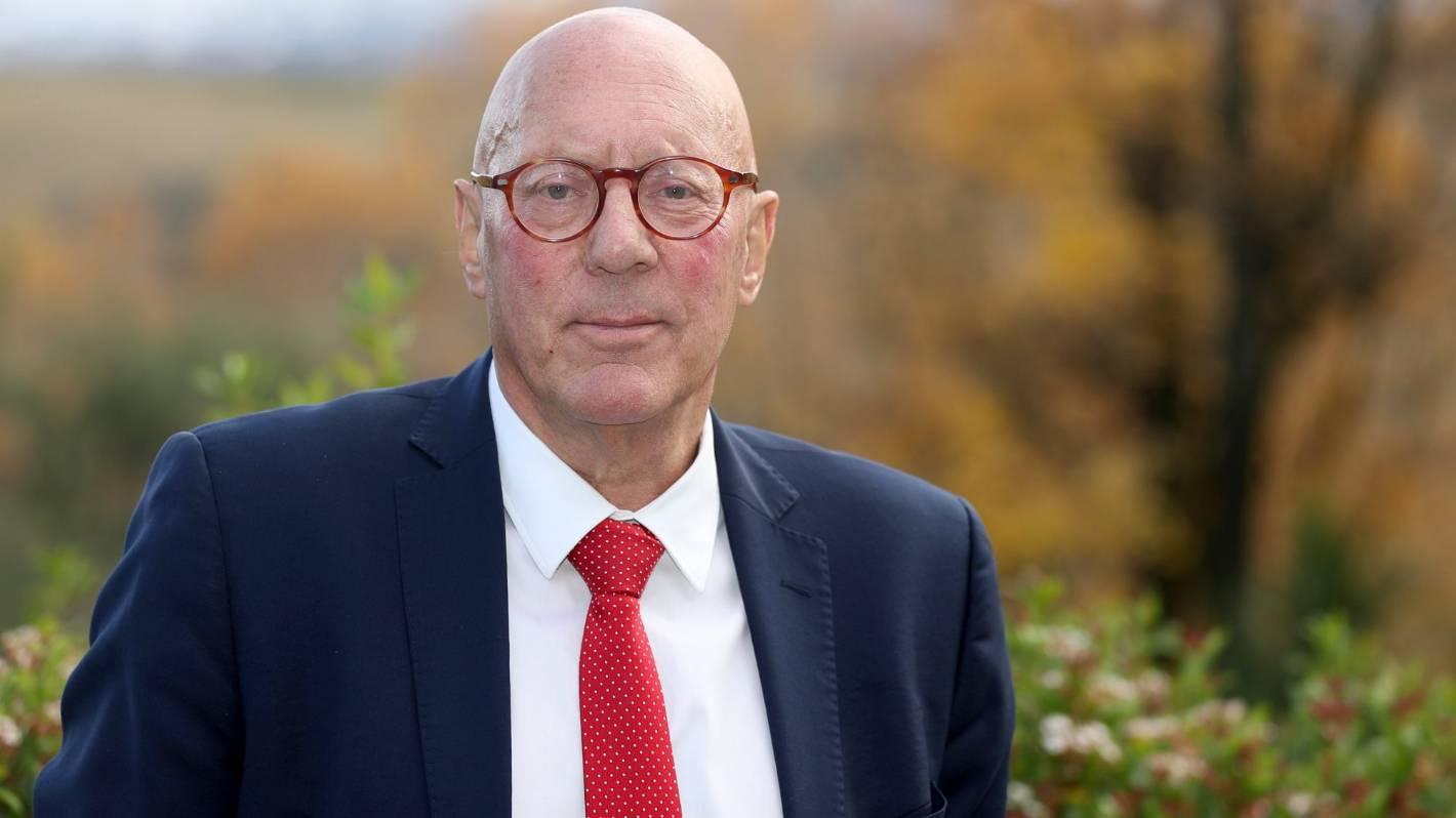 Thriller funder of litigation in opposition to Queenstown mayor Jim Boult named thumbnail