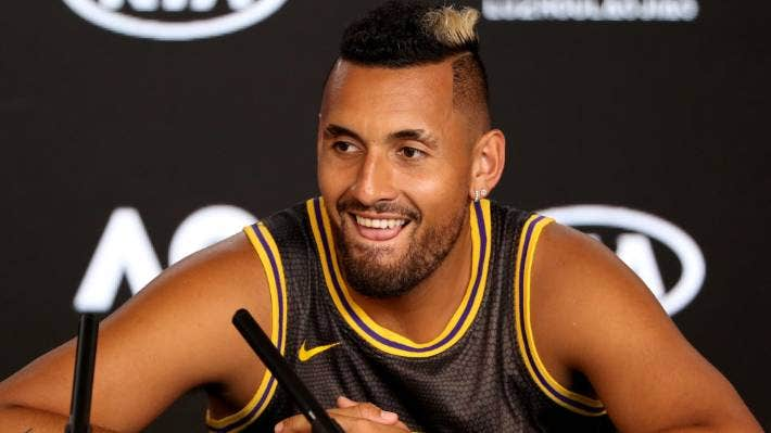 How Many Years Would I Be Banned For Nick Kyrgios Starts Poll In Response To Djokovic Incident Stuff Co Nz