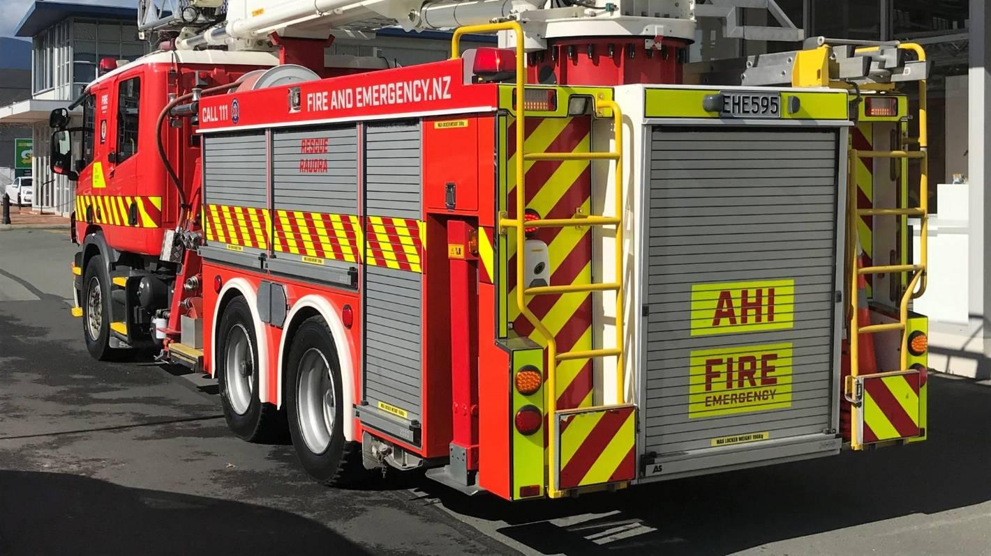 Second suspicious fire under investigation in Gore district